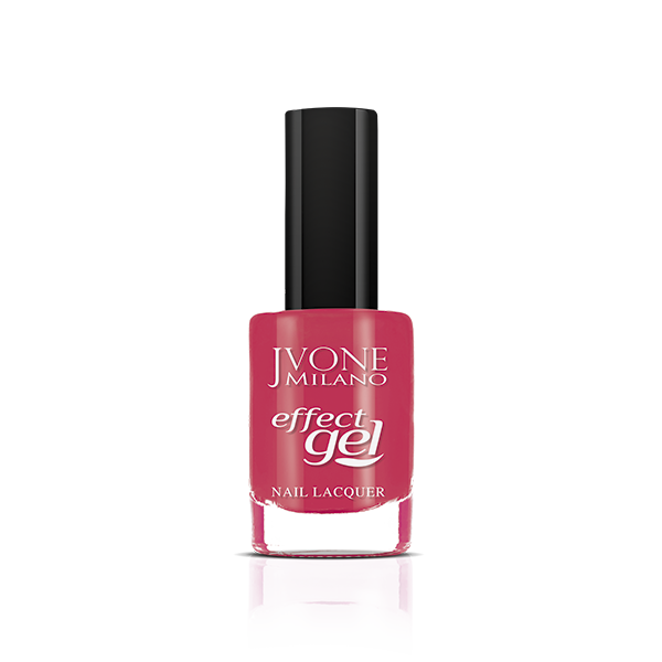 Gel-effect nail polish