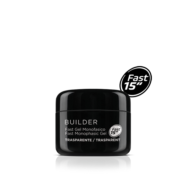 Builder – Transparent Monophasic Fast Gel 15 ml