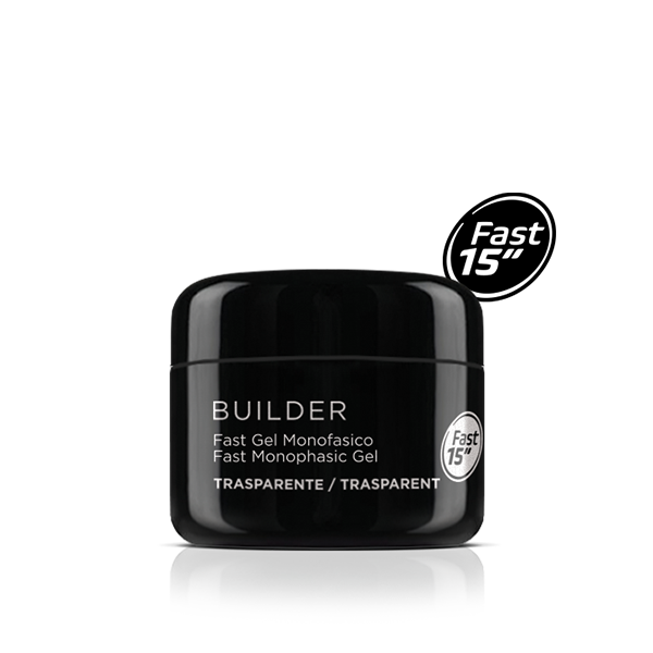 Builder – Transparent Monophasic Fast Gel 30 ml