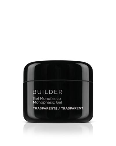 Builder – Transparent Monophasic Gel 30 ml