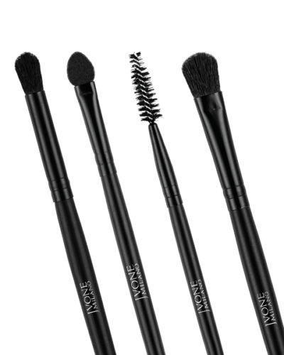 EYE AND EYEBROW BRUSHES